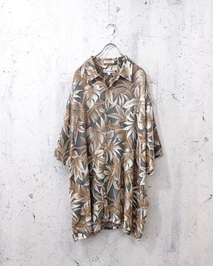 soft color aloha shirt