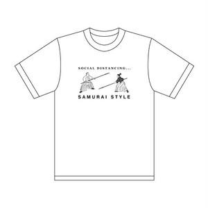 【Kids】SAMURAI STYLE Tシャツ 槍 Spear