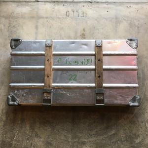 ZARGES : VINTAGE FOLDING BOX (GREEN LOGO)