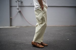 ENDS and MEANS / Grandpa Cord Trousers