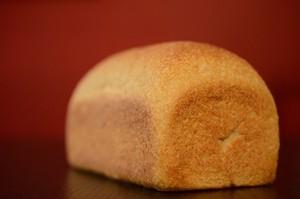 オーガニック小麦全粒粉86%食パン