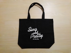THE PATS PATS「SING AND PRETTY」トートバッグ
