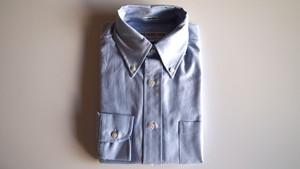 INDIVIDUALIZED SHIRTS / CambridgeOxford ButtonDown StandardFit[BLUE]