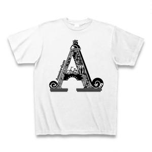 Tシャツ Amsterdam:ホワイト