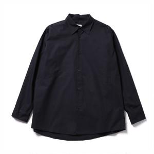 vast222 standard shirt Black