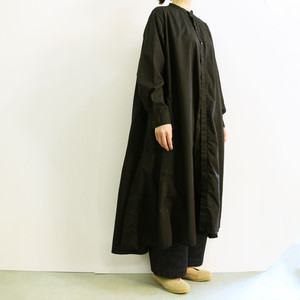 sasanqua by trees サザンカバイツリーズ AN-138 PULLOVER  LIKE  SHIRT  DRESS