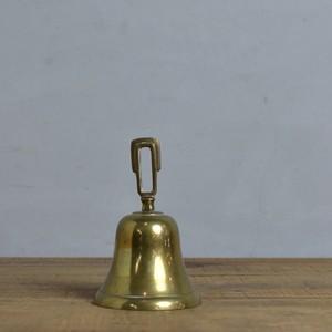 Bell  / ベル〈テーブルベル・呼び鈴・真鍮・店舗什器・アンティーク・ヴィンテージ〉 112143
