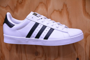 adidas Super Star Vulc ADV White/Black