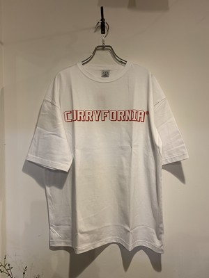 CURRYFORNIA® BIG TEE WHITE