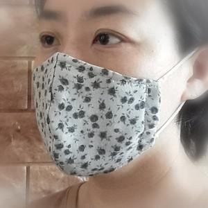 【訳あり】ハンドメイドマスク リバティ トリプルガーゼ