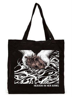 Just surrender your heart away Tote bag