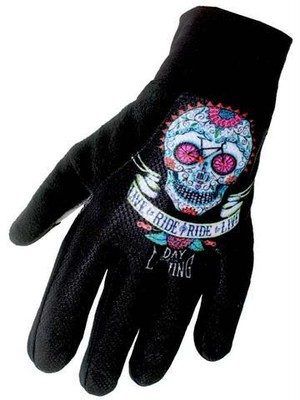 DAY OF THE LIVING MTB LIGHTWEIGHT CYCLING GLOVES