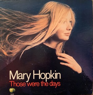 【LP】MARY HOPKIN/Those Were The Days