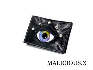 eye  card & pass case / rainbow