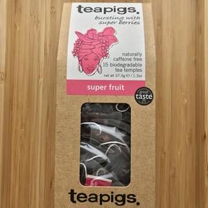 ティーピッグス スーパーフルーツティー 15TB 37.5g