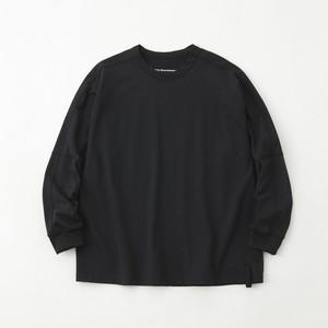 CORDURA LONG SLEEVE T-SHIRT -BLACK