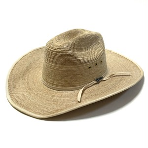 Twister Hats Vintage Longbrim Straw Hat Natural 7 1/4 Deadstock