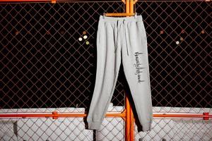 Sweat pants(Grey)