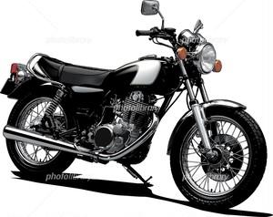 バイク座シートインサイドレギュラータンデムセット