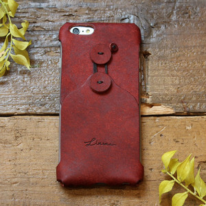 iPhone Dress for iPhone6/6s / BRICK RED (プエブロ)