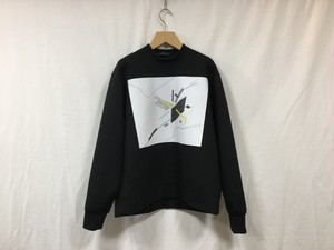"semoh""graphic sweat black"""