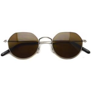 BOSTON CLUB / HOLLY Sun /  03 Antique Silver - Dark Brown Lenses アンティークシルバー-ダークブラウンレンズ サングラス クラウンパント
