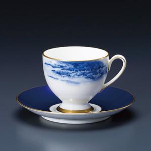 NARUMI Japan 【英虞湾(あごわん)】1客碗皿