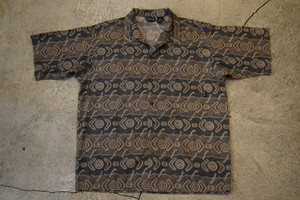 USED patagonia Short sleeved A/C shirt S0155