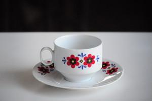 Winterling Marktleuthen Bavaria Porcelain Cup & Saucer