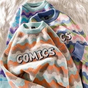 comicsニット(3col) 100
