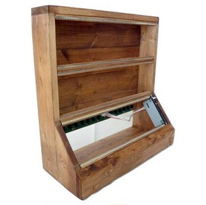 252HP Wood Case with POWER BASE VC-006