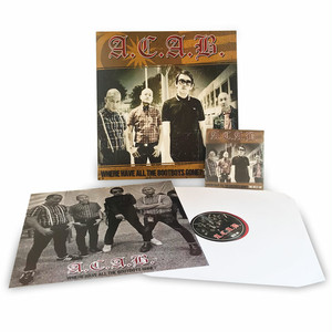 A.C.A.B. - Where Have All The Bootboys Gone? Best of LP+CD