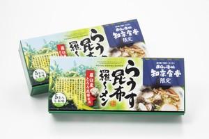らうす昆布羅〜メン 1箱(5個入り)(10〜20個ご注文)