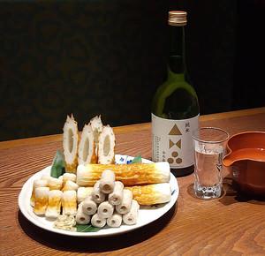 【5/30(土)】「金水晶とちくわで家飲み〜福島&豊橋から…!響くは『エール』〜」参加チケット