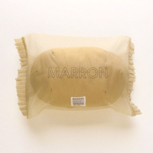 DROP pillow ピロー (MARRON)