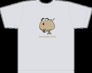 カルダモンTシャツ(キラキラホワイト)