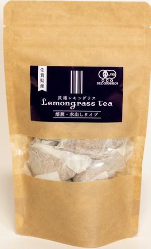 5g×10袋 有機レモングラス焙煎水出しレタイプ