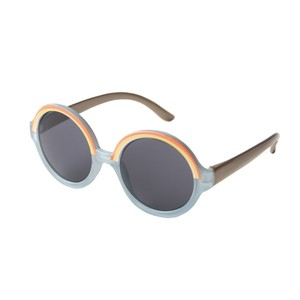 S1391M Rainbow Round Sunglasses