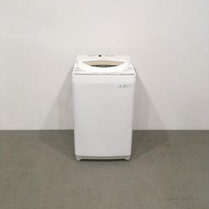 【極美品】TOSHIBA 東芝 全自動洗濯機  AW-5G2 2015年製