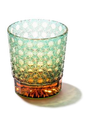 縁繋ぎ(全6色) クリスタルガラス