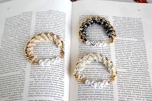 PearlSmile chain bracelet