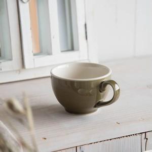 丸コーヒーカップ オリベ