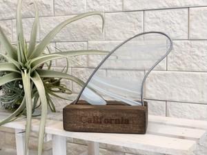 フィン型ステンドグラス