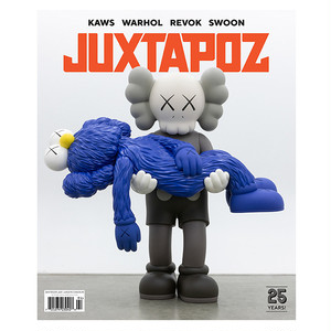 JUXTAPOZ - WINTER 2019 #208