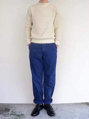 orslow フレンチワークパンツ(BLUE) UNISEX ITEM