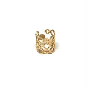 CONTEMPORARY RING GOLD 〜ジオメトリックな世界に魅了されるバロック教会〜