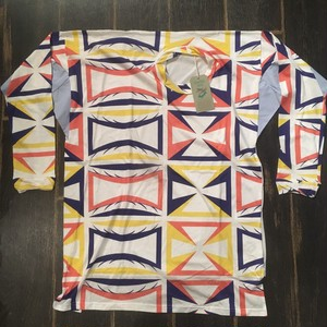 WORLDS END Apache Shirt Squiggle
