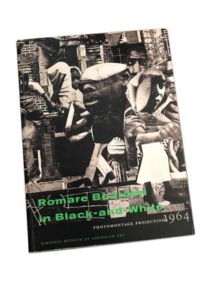 *BOOK* Romare Bearden in Black and White