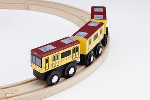 moku TRAIN 東京メトロ銀座線1000系