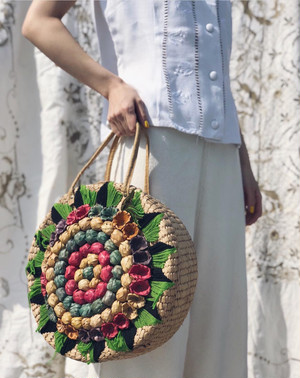 Straw Bag Cycle